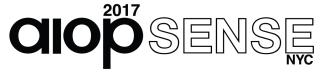 AiOP 2017 SENSE